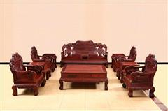 黑酸枝  文宝沙发11件套