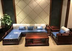 東非酸枝 新貴妃軟體沙發(5/件套)