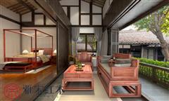 雅宋紅木 紅木沙發 緬甸花梨沙發  中式沙發 客廳系列 三圍沙發