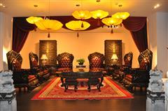 泰和园红木 红木沙发 客厅系列 聚龙堂