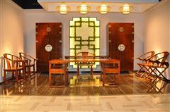 泰和园红木 红木椅子 红木条案 珍品阁