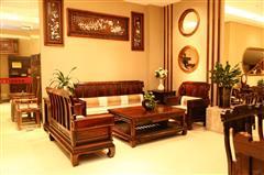 印尼黑酸枝明韵沙发