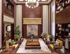 卓木王红木 红酸枝沙发 客厅红木沙发 自然厅 中式红木家具 红木家具定制