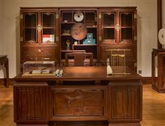 卓木王红木 红木书房 东境卧室空间 中式书房 新中式红木家具 红木家具定制