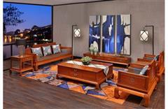 美联红木 红木家具 红木沙发 富贵江南·客厅系列