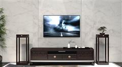 漢府家具 紅木家具印尼黑酸枝(學名:闊葉黃檀)新古典非常道電視柜客廳系列中式電視柜