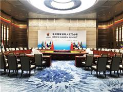 明堂紅木 金磚廈門會議 高端定制 紅木家具 中式空間