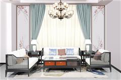 海强红木 东方之信 刺猬紫檀 红木家具 中式家具 新中式家具 中式客厅 客厅系列 檀悟沙发