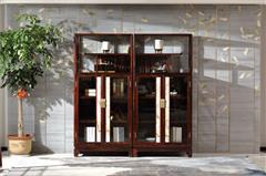 恒达木业 红木家具 中式红木 红木柜 品韵功能柜
