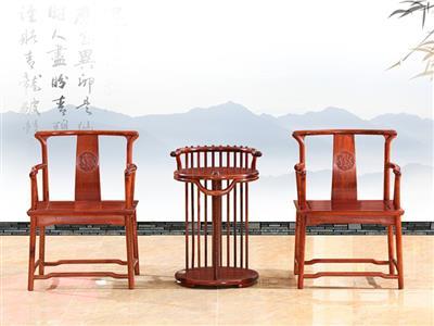 家宝红木坐椅