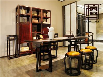 雅晟红木书桌