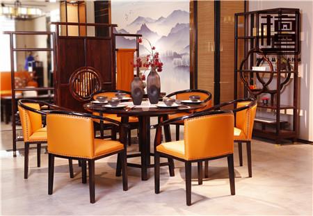 雅晟红木餐桌