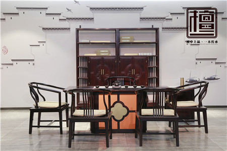 雅晟红木茶台