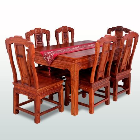 锦绣山河餐桌椅(新明)