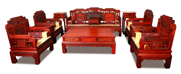 宫廷如意沙发(新明)