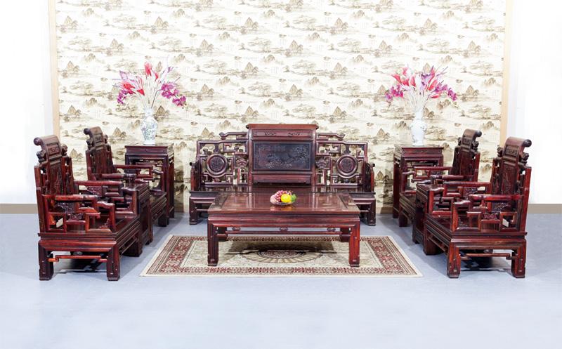金玉满堂沙发
