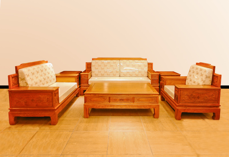 高背软体沙发