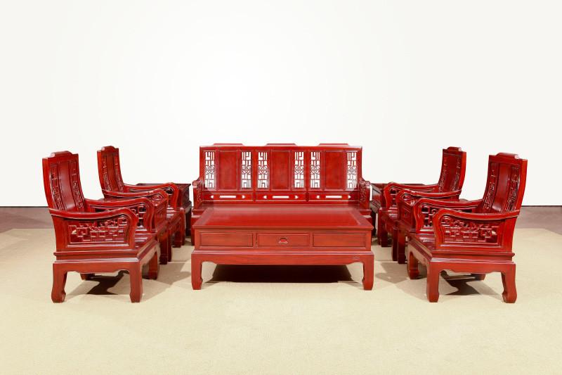 新款马蹄脚沙发