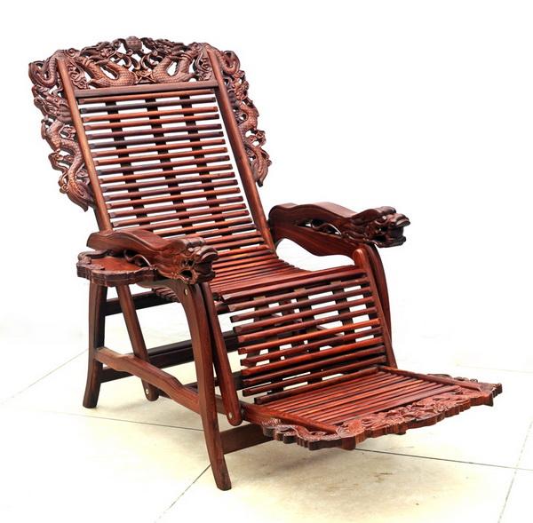 休闲椅2侧面