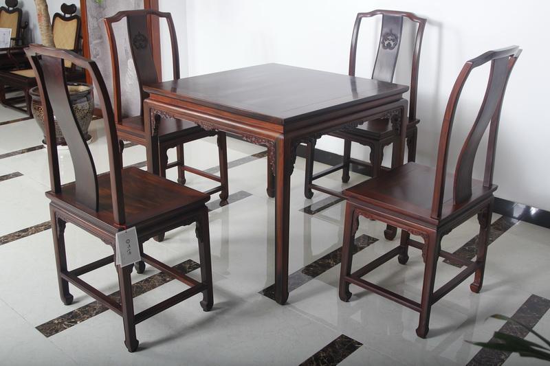 明式小方桌(恒达木业)