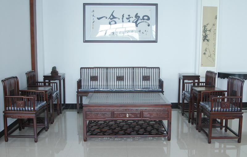 梳式沙发(恒达木业)