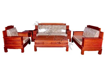 高背博古沙发(双洋)