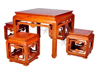 如意方桌(雙洋)